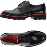 Pas De Rouge Lace-up shoes