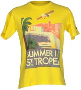 MC2 Saint Barth T-shirts - Item 37999260