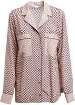 Stella McCartney Pajama Inspired Blouse
