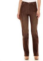 Gloria Vanderbilt Amanda Bling Jeans- Petite