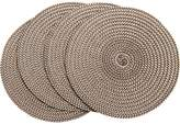 Deborah Rhodes Braided Coaster Set