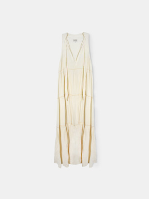 HONORINE Long Eve Sleeveless Maxi Dress
