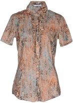 Aglini Short sleeve shirts
