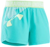 Under Armour Girls 2-6x Play Up Shorts