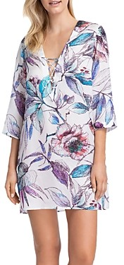 Gottex First Bloom Tunic Swim Cover-Up