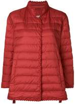 Ermanno Scervino button padded jacket