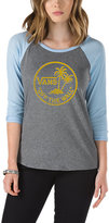 Vans Authentic Surf Baseball Tee
