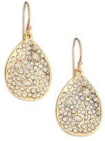 Alexis Bittar Miss Havisham Crystal Teardrop Earrings