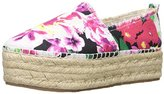 Betsey Johnson Women's Flouncee Flat