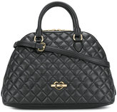 Love Moschino quilted bowling bag