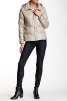 Vince Camuto Short Hooded Down Jacket