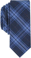 Original Penguin Men's Halbert Plaid Skinny Tie