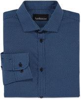 Van Heusen Long-Sleeve Geo Print Dress Shirt - Boys 8-20