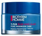 Biotherm T-Pur Blue Face Clay Pore Minimizer Care