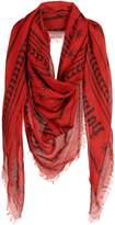Palm Angels Square scarves - Item 46521445