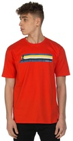 Dare 2b Red Multiband Print T-shirt