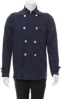 DSQUARED2 Double-Breasted Military Jacket