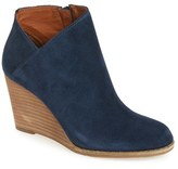 Lucky Brand Women's 'Yakeena' Zip Wedge Bootie