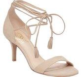 Vince Camuto Women's Kathin Ankle Strap, Tan, Size 7.5