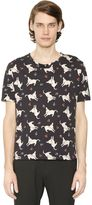 J.W.Anderson Lambs Printed Cotton Jersey T-Shirt