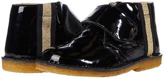 Naturino Cuneo AW20 (Toddler/Little Kid) (Black Patent) Girl's Shoes