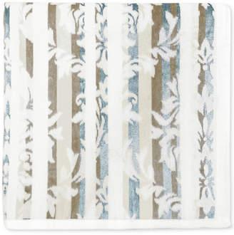 """CHF Damask Stripe Cotton 30"""" x 54"""" Bath Towel Bedding"""