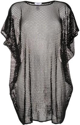 Wolford Xenia mesh tunic