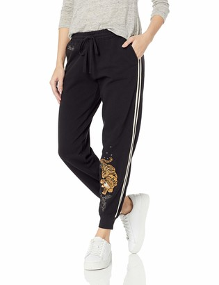 Lucky Brand Women's Dragon Tiger Track Pant