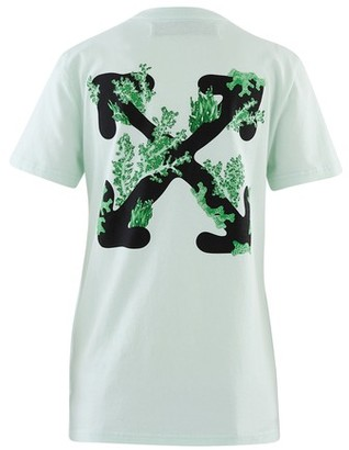 Off-White Off White Corals printed T-shirt