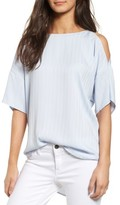 Treasure & Bond Women's Cold Shoulder Top