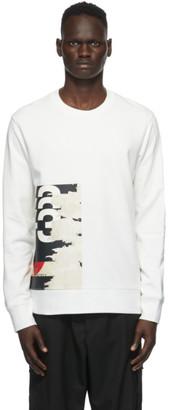Y-3 White CH1 Sweatshirt