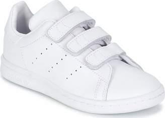 adidas Unisex Kids Stan Smith Cf C Gymnastics Shoe