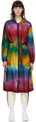 adidas Multicolor Paolina Russo Edition Oversize Coat