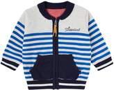 Timberland Baby Boys Reversible Cardigan