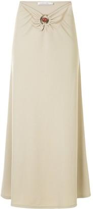 CHRISTOPHER ESBER Orbit embellished midi skirt