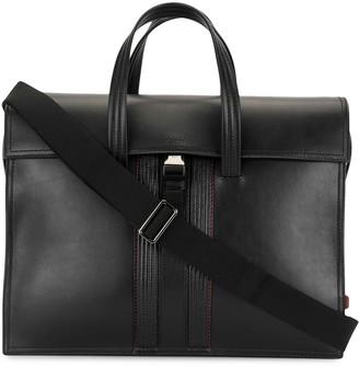 Bally Leather Laptop Bag