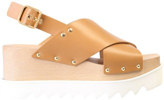 Stella McCartney Elyspe Platform Sandals
