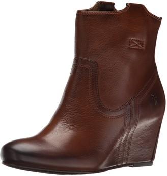 Frye Women's Carson Wedge Bootie Boot