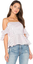 Milly Noelle Top in Blush. - size 0 (also in 2,8)