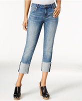 KUT from the Kloth Cameron Fervent Wash Boyfriend Jeans