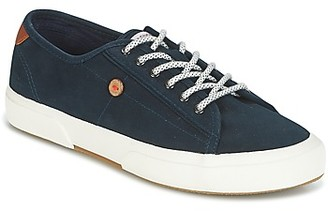 Faguo BIRCH COTTON women's Shoes (Trainers) in Blue