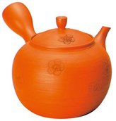 Yamakiikai Tokoname light pine Shudoro saliva Maruume teapot L260 (Japan import / The package and the manual are written in Japanese)