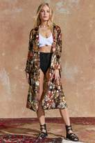 Nasty Gal A Touch Burnout Kimono