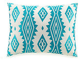 Jessica Simpson Aquarius Tribal-Embroidered Pillow
