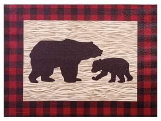 Trend Lab Canvas Wall Art - Northwoods Bear