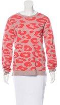 A.L.C. Wool Leopard Sweater