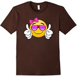 Men's Sunglasses smiling thumbs up emoji clothing gifts for girls 3XL