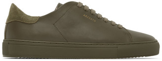 Axel Arigato Green Clean 90 Sneakers