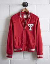 Tailgate Women's Texas Tech Bomber Jacket