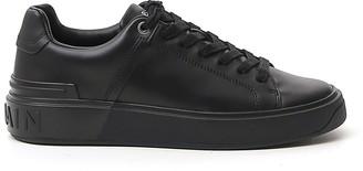 Balmain Lace-Up Sneakers